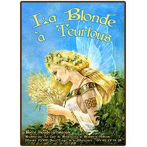 la blonde a teurtous
